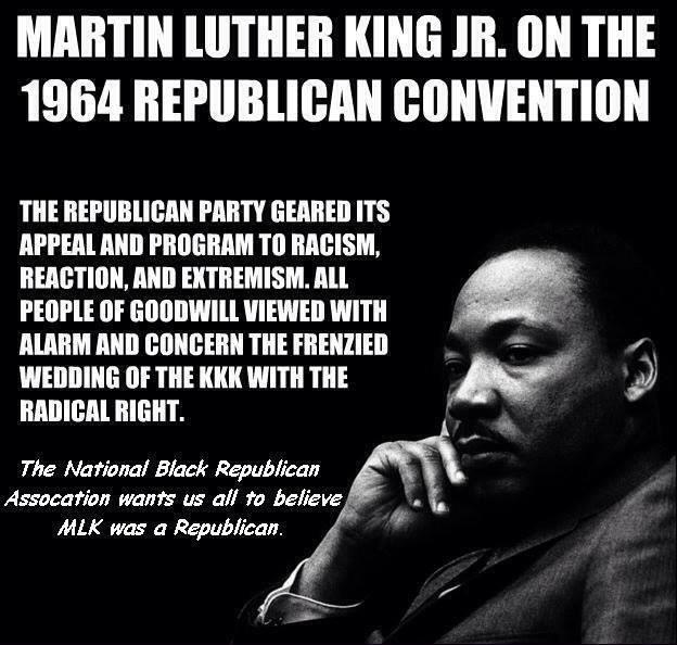 A Short History of Democrats, Republicans, and Racism